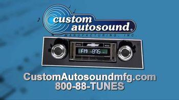 Custom Autosound TV Spot, 'Replacement Radios'