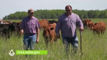 U.S. Department of Agriculture (USDA) TV Spot, 'Cattle Producers'