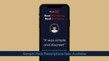 REX MD TV Spot, 'My First Time Using Telemedicine: Now Available' - Thumbnail 3