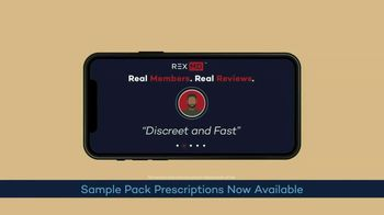 REX MD TV Spot, 'My First Time Using Telemedicine: Now Available' - Thumbnail 4
