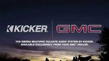 GMC Sierra TV Spot, 'Kicker Multipro Tailgate Audio System' Ft. Cody Elkins, Song by Thompson Square [T1] - Thumbnail 10