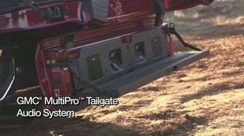 GMC Sierra TV Spot, 'Kicker Multipro Tailgate Audio System' Ft. Cody Elkins, Song by Thompson Square [T1] - Thumbnail 5