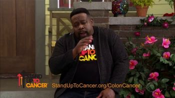 Stand Up 2 Cancer TV Spot, 'Colon Cancer: 90% Treatable' Ft. Cedric the Entertainer - Thumbnail 9