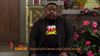 Stand Up 2 Cancer TV Spot, 'Colon Cancer: 90% Treatable' Ft. Cedric the Entertainer