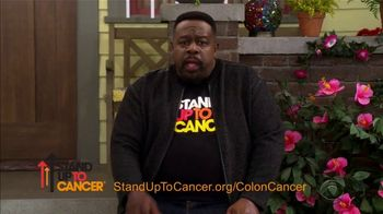 Stand Up 2 Cancer TV Spot, 'Colon Cancer: 90% Treatable' Ft. Cedric the Entertainer - Thumbnail 3