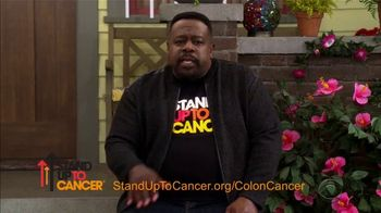 Stand Up 2 Cancer TV Spot, 'Colon Cancer: 90% Treatable' Ft. Cedric the Entertainer - Thumbnail 4