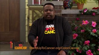 Stand Up 2 Cancer TV Spot, 'Colon Cancer: 90% Treatable' Ft. Cedric the Entertainer - Thumbnail 6