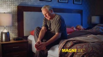 MagniLife Pain Relieving Foot Cream TV Spot, 'Get Relief: Spray'