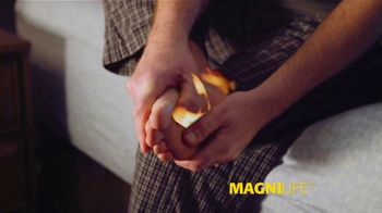 MagniLife Pain Relieving Foot Cream TV Spot, 'Get Relief: Spray' - Thumbnail 2