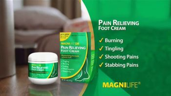 MagniLife Pain Relieving Foot Cream TV Spot, 'Get Relief: Spray' - Thumbnail 4