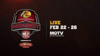My Outdoor TV TV Spot, 'MLF: Bass Pro Tour Redcrest Championship' - Thumbnail 10