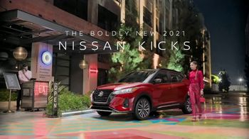2021 Nissan Kicks TV Spot, 'Limitless Possibilities' Song by C.U.T. [T1] - Thumbnail 8