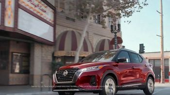2021 Nissan Kicks TV Spot, 'Limitless Possibilities' Song by C.U.T. [T1]