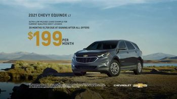 2021 Chevrolet Equinox TV Spot, 'Most Important' [T2]