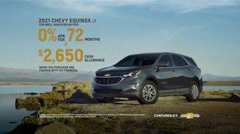 2021 Chevrolet Equinox TV Spot, 'Most Important' [T2] - Thumbnail 8