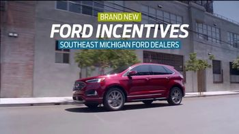 Ford TV Spot, 'New Incentives' [T2] - Thumbnail 1