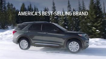 Ford Great American Sales Event TV Spot, 'Presidents Day: SUVs' Song by Kaptain [T2] - Thumbnail 5