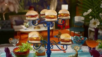 White Castle Mix 6 for $6 TV Spot, 'Get Bougie on a Budget'