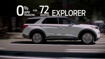 Ford Presidents Day Sales Event TV Spot, 'Making History' [T2] - Thumbnail 2