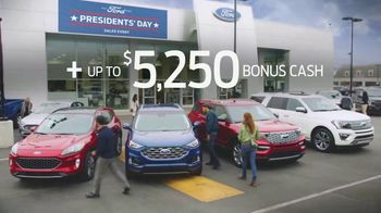 Ford Presidents Day Sales Event TV Spot, 'Making History' [T2] - Thumbnail 3