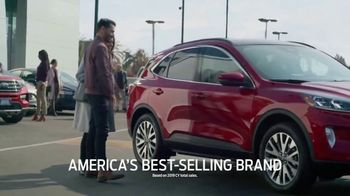 Ford Presidents Day Sales Event TV Spot, 'Making History' [T2] - Thumbnail 4