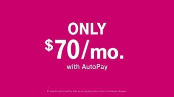 T-Mobile Magenta 55+ TV Spot, 'Plans Built Just For You' - Thumbnail 3