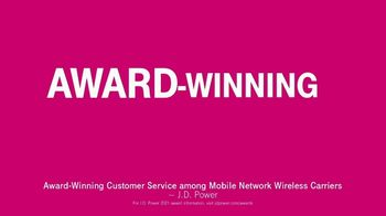 T-Mobile Magenta 55+ TV Spot, 'Plans Built Just For You' - Thumbnail 7