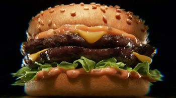 Hardee's The Big Hardee TV Spot, 'Cheese Hound: Buy One, Get One For $1' - Thumbnail 1