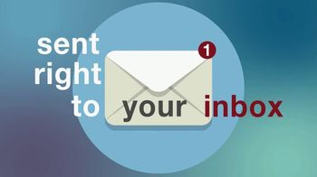 Joyce Meyer Ministries TV Spot, 'Right To Your Inbox'