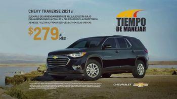 Chevrolet Tiempo de manajar de Presidents Day TV Spot, 'Algo mejor: exploradores' [Spanish] [T2] - Thumbnail 10