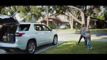 Chevrolet Tiempo de manajar de Presidents Day TV Spot, 'Algo mejor: exploradores' [Spanish] [T2] - Thumbnail 4