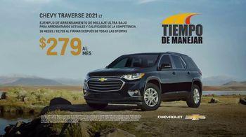 Chevrolet Tiempo de manajar de Presidents Day TV Spot, 'Algo mejor: exploradores' [Spanish] [T2] - Thumbnail 7