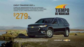 Chevrolet Tiempo de manajar de Presidents Day TV Spot, 'Algo mejor: exploradores' [Spanish] [T2] - Thumbnail 8