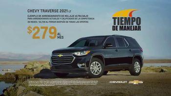 Chevrolet Tiempo de manajar de Presidents Day TV Spot, 'Algo mejor: exploradores' [Spanish] [T2] - Thumbnail 9
