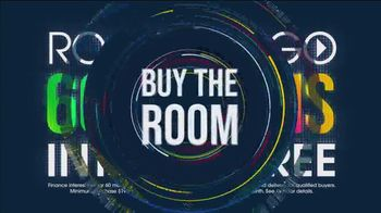 Rooms to Go TV Spot, 'Buy the Room and Get a TV' - Thumbnail 10