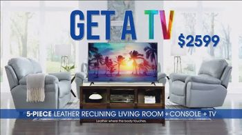 Rooms to Go Ultimate TV Package TV Spot, 'Buy the Room and Get a TV' - Thumbnail 2