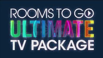 Rooms to Go Ultimate TV Package TV Spot, 'Buy the Room and Get a TV' - Thumbnail 4