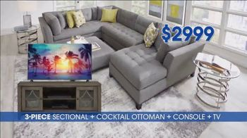 Rooms to Go Ultimate TV Package TV Spot, 'Buy the Room and Get a TV' - Thumbnail 5