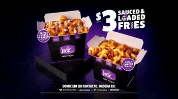 Jack in the Box Sauced and Loaded Fries TV Spot, 'Buen gusto' [Spanish] - Thumbnail 6