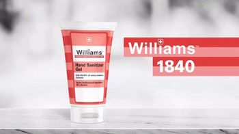 Williams1840 Hand Sanitizer TV Spot, 'We Practically Invented Clean' - Thumbnail 2
