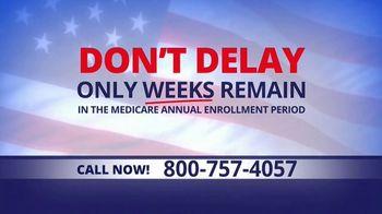 MedicareAdvantage.com TV Spot, 'Medicare Beneficiaries' - Thumbnail 3