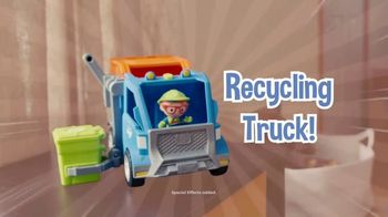 Blippi Recycling Truck TV Spot, 'Let's Play'