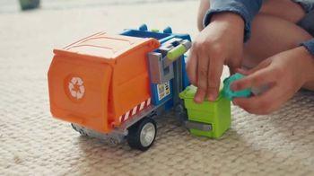 Blippi Recycling Truck TV Spot, 'Let's Play' - Thumbnail 6