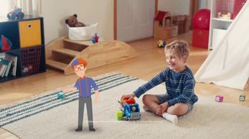 Blippi Recycling Truck TV Spot, 'Let's Play'