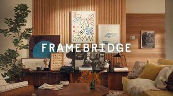 Framebridge TV Spot, 'You Can Framebridge Just About Anything' - Thumbnail 10