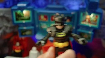 Imaginext Super Surround Batcave TV Spot, 'Intruder Alert'