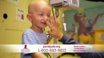 St. Jude Children's Research Hospital TV Spot, 'Mi hijo' [Spanish] - Thumbnail 2