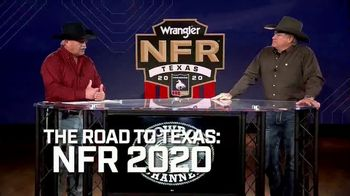 Cowboy Channel Plus TV Spot, 'Road to Texas: NFR 2020'