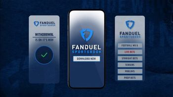 FanDuel Sportsbook TV Spot, 'Kansas City vs. Buffalo' - Thumbnail 8