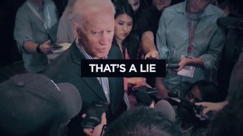 Donald J. Trump for President TV Spot, 'Lying' - Thumbnail 2